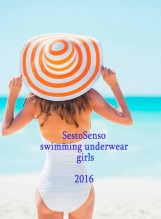 SestoSenso-swimming underwear-girls- 2016